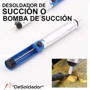 bomba de succión